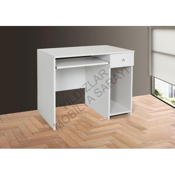 KOD NO : CM-039 Çalışma Masası - Beyaz