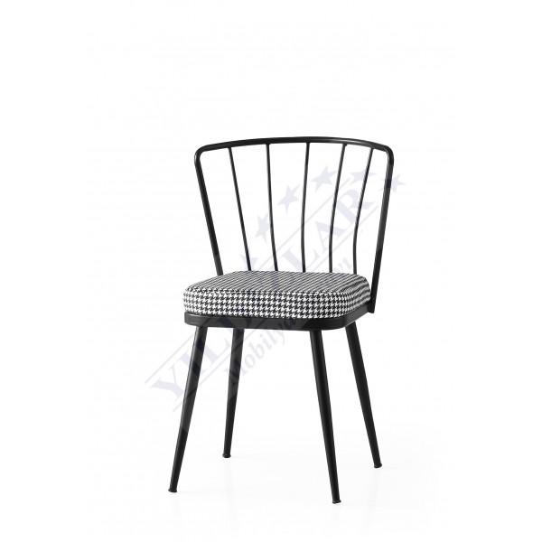 SAN-100 Sandalye Siyah