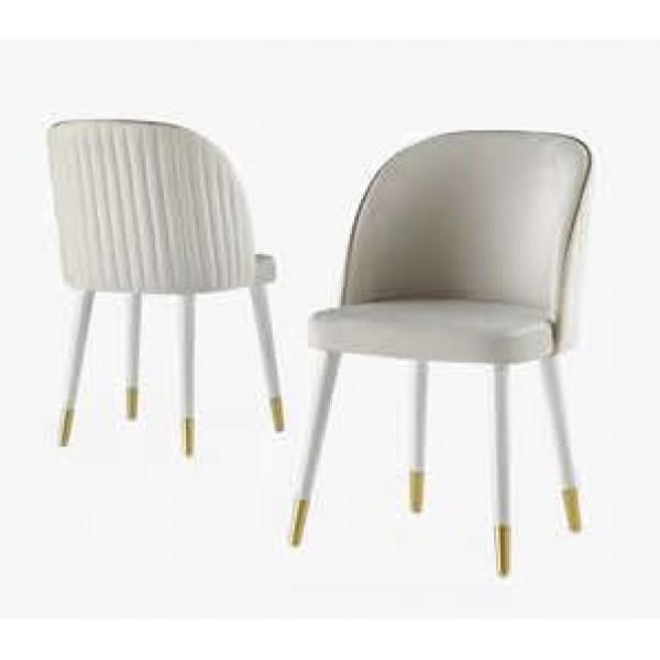 KOD NO : SAN-204 Sandalye  - Krem/Aytaşı