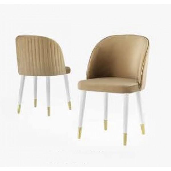KOD NO : SAN-205 Sandalye  - Kahve/Aytaşı