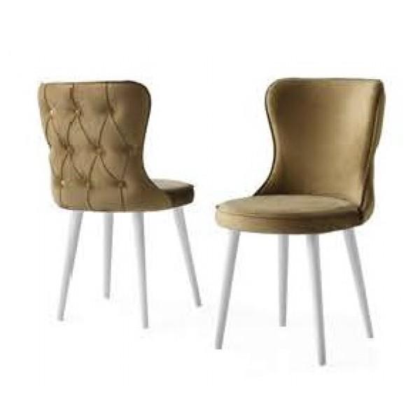 KOD NO : SAN-280 Sandalye - Kahve/Aytaşı