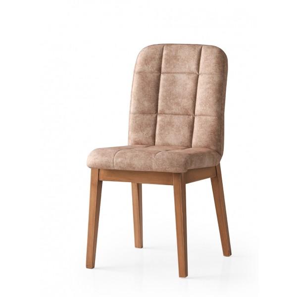 KOD NO : SAN-671 (CEVİZ/KAHVE) Sandalye