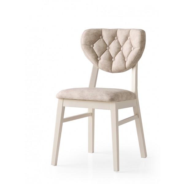 KOD NO : SAN-711 (KREM/EKRU) Sandalye