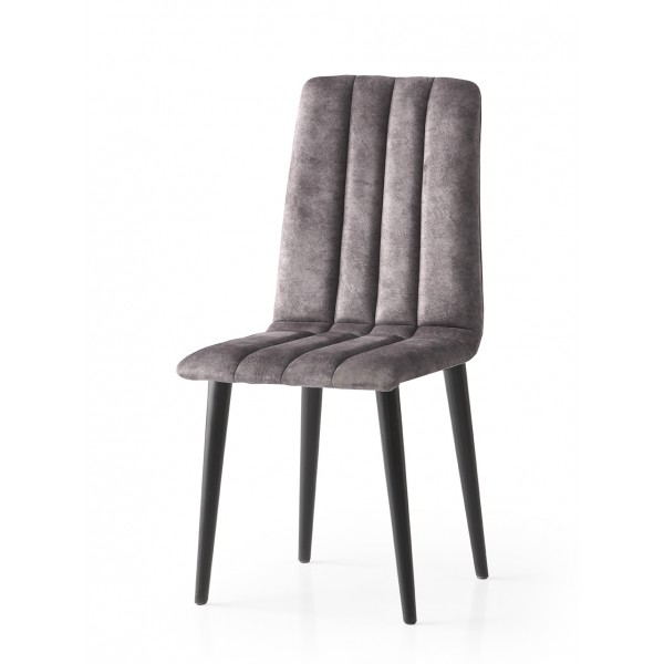 KOD NO : SAN-800 (GRİ/SİYAH) Sandalye