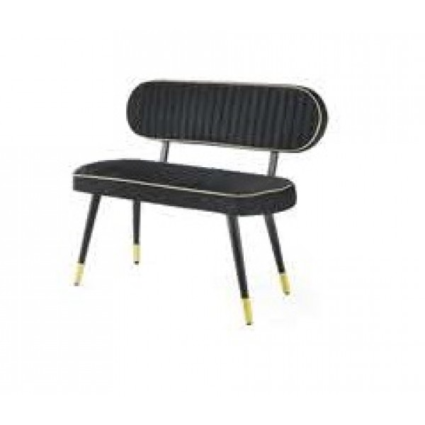 KOD NO : SAN-843 Bench - Siyah/Siyah 102 cm.