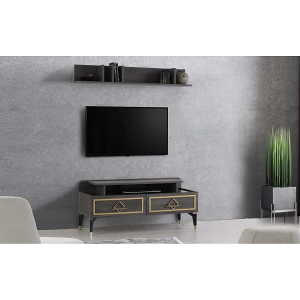 KOD NO : TV-217 + TV-219 Tv Sehpası - Cura