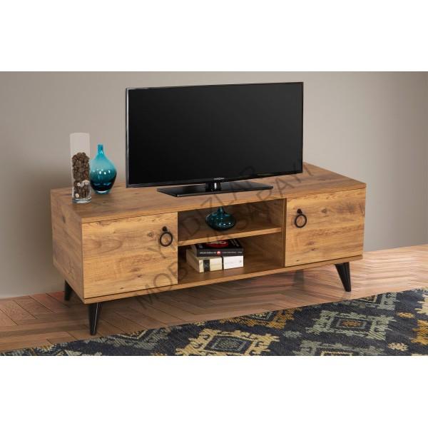 KOD NO : TV-221 Tv Sehpası 130 cm - Çam