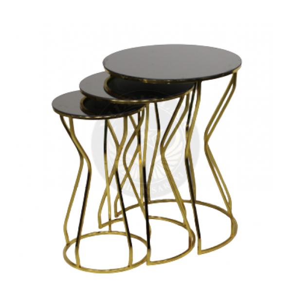 KOD NO : ZGN-589 Zigon - Gold/Bronz Ayna