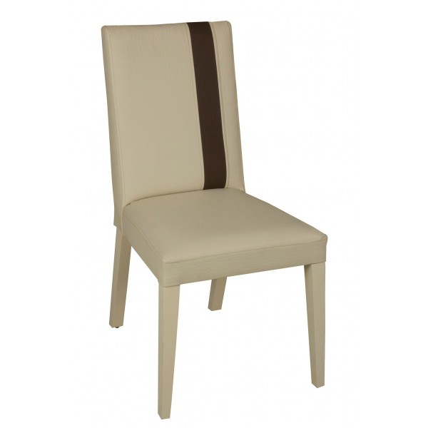 KOD NO:SAN-098 (KREM/CAPICINO)  Sandalye