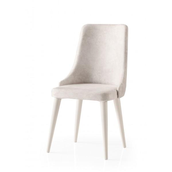 KOD NO : SAN-151 (EKRU/KREM) Sandalye