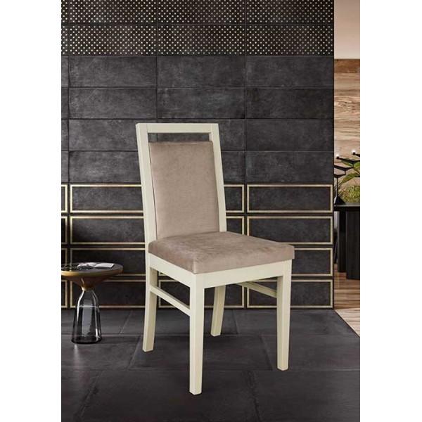 KOD NO : SAN-507 (TAYTÜYÜ/BEYAZ) Sandalye