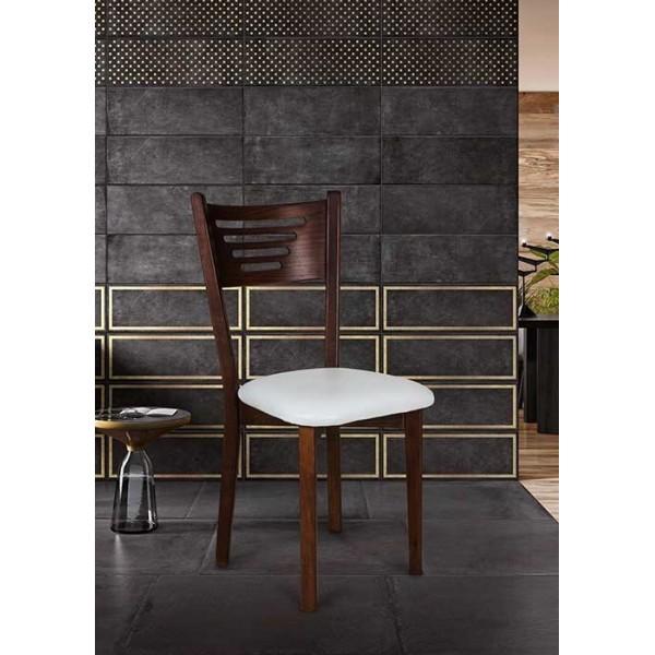 KOD NO : SAN-537 (CEVİZ)  Sandalye