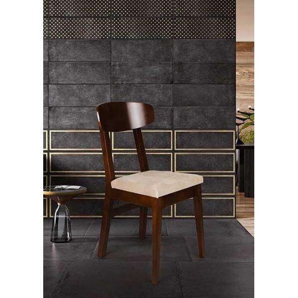 KOD NO :    SAN-563 (KREM DÖŞEME) Sandalye