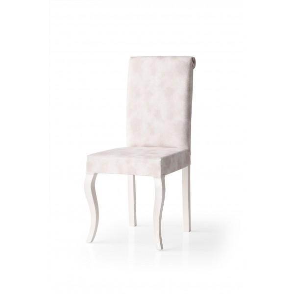 KOD NO : SAN-632 (EKRU/KREM) Sandalye